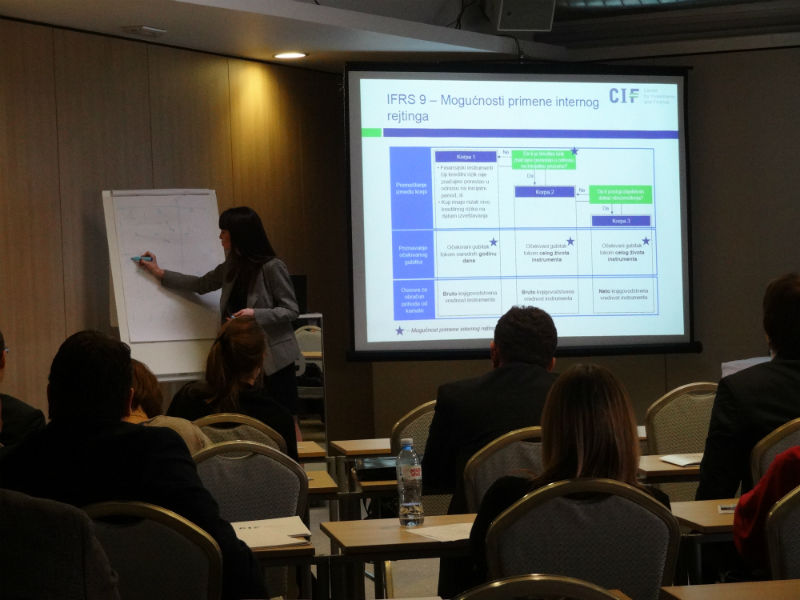"Highlights of the seminar ""Advanced risk management techniques: application in practice and Basel III regulatory framework"""
